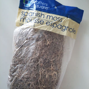 Other - NIP Spanish Moss / Mousse Espagnole natural